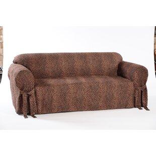 Leopard Print Sofa Cover Wayfair