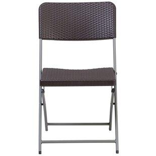 Rattan Folding Chairs | Wayfair
