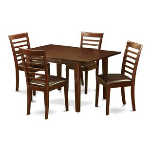 Lorelai 5 Piece Dining Set