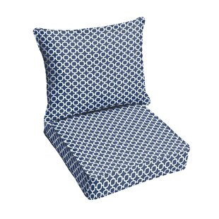 Merveilleux Indoor/Outdoor Lounge Chair Cushion