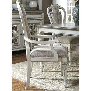 Tiphaine Arm Chair (Set of 2) by Lark Manor