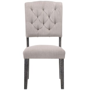 Ahner Upholstered Dining Chair (Set of 2)