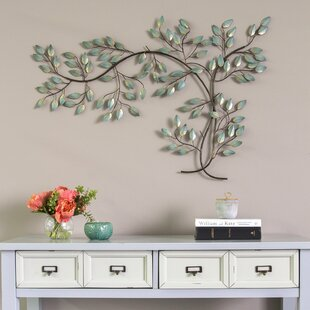 Patina Tree Branch Wall Décor