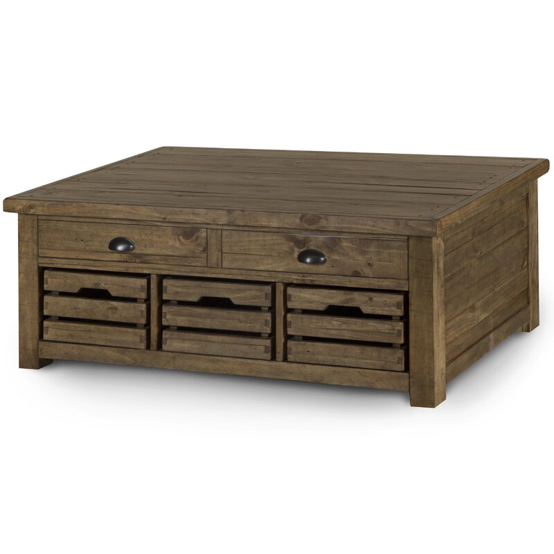 Joss And Main Lift Top Coffee Table: Moorhouse Lift Top Cocktail Table With Storage & Reviews