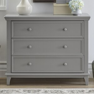 Brooklyn 3 Drawer Standard Dresser
