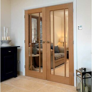 Eden Veneer Oak Slab Standard Door