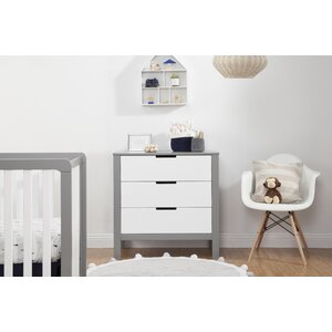 Colby 3 Drawer Dresser