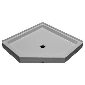 neo angle shower base - Shower Bases