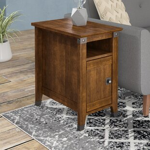 Leach End Table With Storage