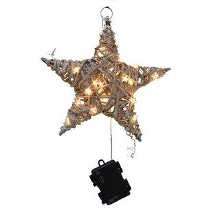 outdoor led twig star ornament accessory - Outdoor Christmas Star Decoration