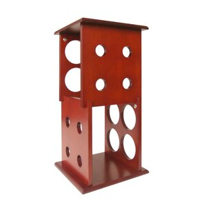 Fuji 8 Bottle Tabletop Wine Rack by Proman Products
