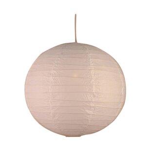 35cm Paper Sphere Pendant Shade
