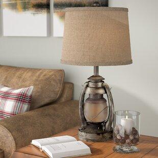 32 inch table lamps wayfair akron oil lantern 2675 table lamp aloadofball Images