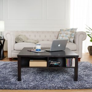 Crawfordsville Coffee Table by Three Posts