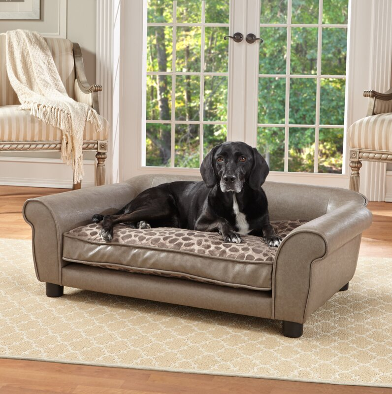 Longoria Rockwell Dog Sofa