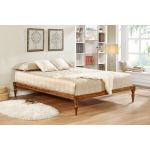 calibos wood bed frame - Wood Frame Bed