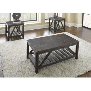 Lewisburg 2 Piece Coffee Table Set  sc 1 st  Birch Lane & Coffee Table Sets | Birch Lane
