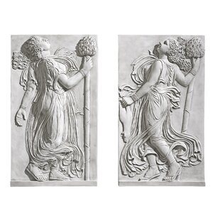 Trigg 2 Piece Wall Decor Wayfair