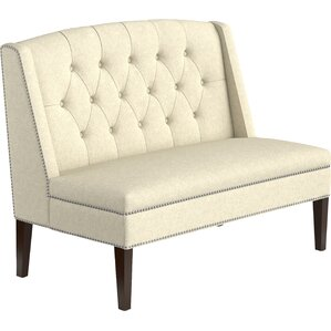 Danville Settee Loveseat by Alcott Hill