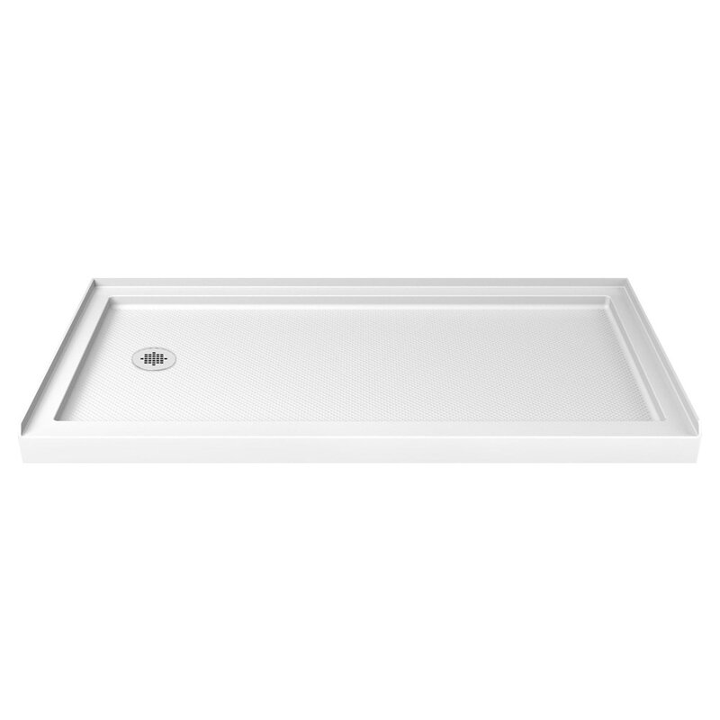 Slimline 60 X 36 Single Threshold Shower Base