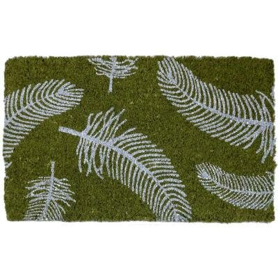 Entryways Feathers Handwoven Doormat Amp Reviews Wayfair