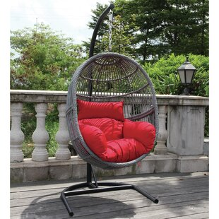 Oasis Swing Hanging Chair with Stand by Caracella