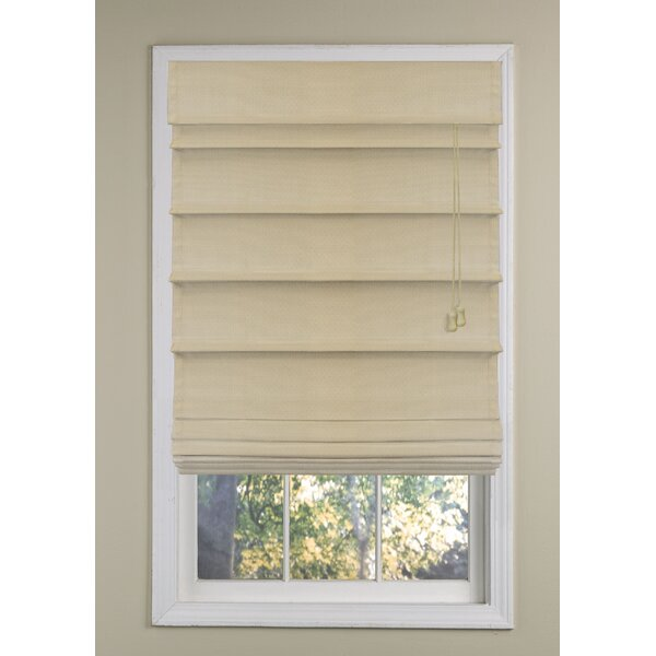 Beachcrest Home Blackout Roman Shade Reviews Wayfair