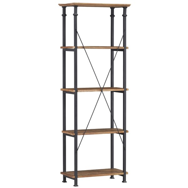 Awesome Industrial Bookcases Birch Lane Home Interior And Landscaping Palasignezvosmurscom