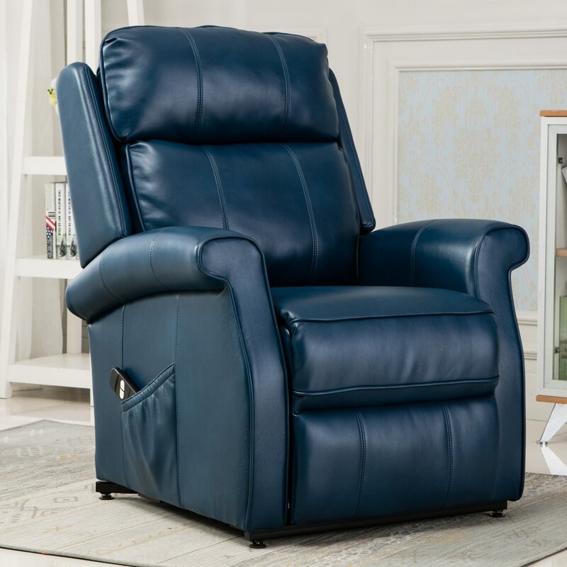 Lehman Power Lift Assist Recliner : leather power lift recliner - islam-shia.org
