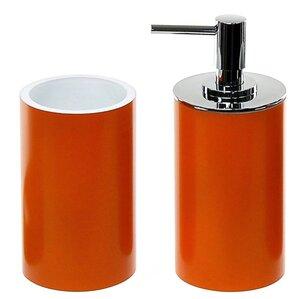 Orange Bathroom Accessories You Ll Love Wayfair