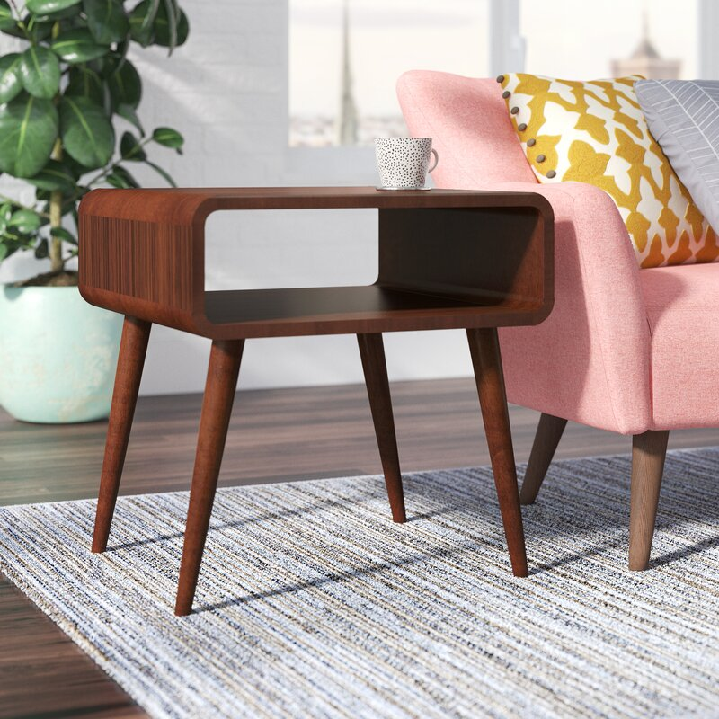 Langley Street Moreno Valley End Table Reviews Wayfair