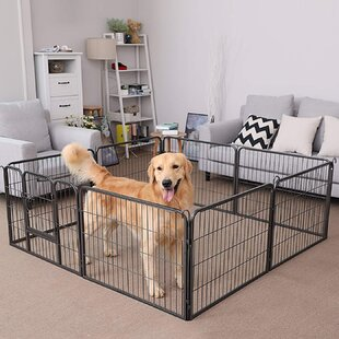 Heavy Duty Pet Cage by Songmics