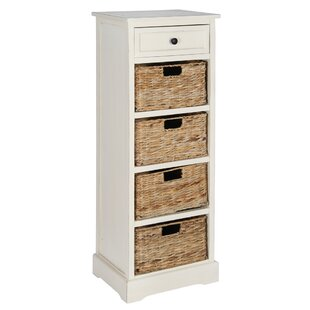 Byzantium 5 Drawer Storage Unit  sc 1 st  Wayfair & 4 Drawer Wicker Storage Units | Wayfair.co.uk