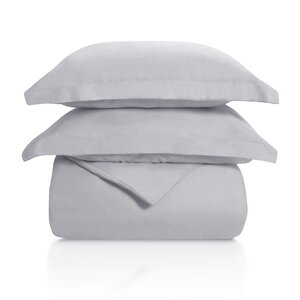 Benito Solid Duvet Cover Set