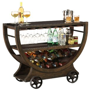 Lauryn Bar with Wine Storage