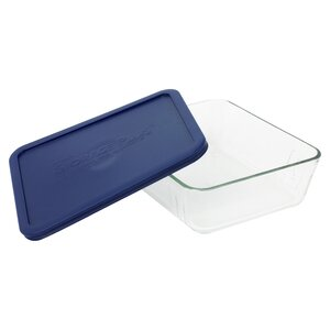 Storage 11-Cup Rectangular Dish with Cover