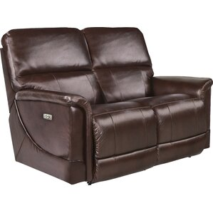 Oscar Power Full Reclining Loveseat by La-Z-..