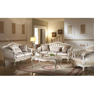 Wensley Configurable Living Room Set