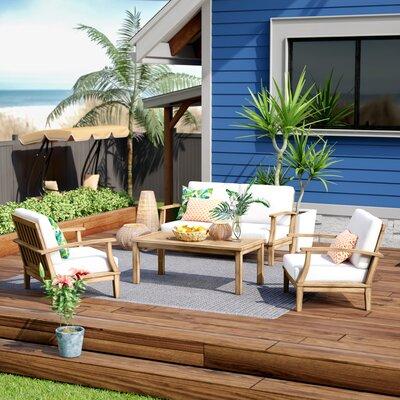 Wood Patio Furniture Sets Birch Lane