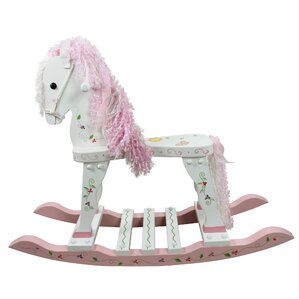 rocking horses you'll love   wayfair - Baby Rocking Horse Coloring Pages