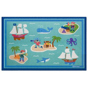 Kids Pirate Rug Wayfair