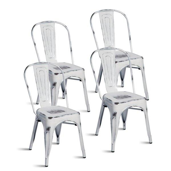 White Tolix Chair | Wayfair