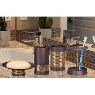 Industrial Bathroom Accessories You Ll Love Wayfair