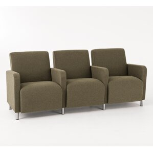Ravenna Series 3 Seater with Center Arms by ..