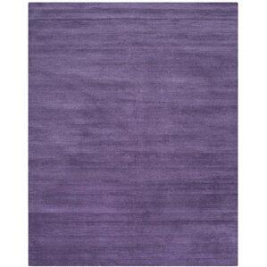 trost purple area rug