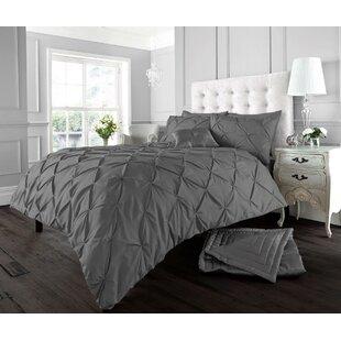 Grey Silver Duvet Covers Sets You Ll Love Wayfair Co Uk