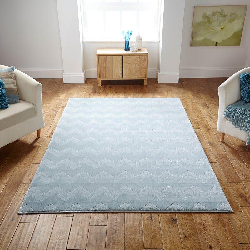 k stenhaus teppich tinmouth in blau bewertungen. Black Bedroom Furniture Sets. Home Design Ideas
