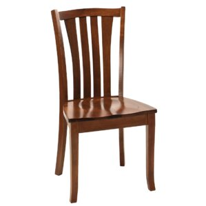 Hollins Solid Wood Dining Chair by Conrad..