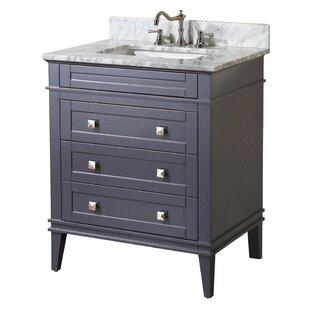 Save Kitchen Bath Collection Eleanor 30 Single Bathroom Vanity Set