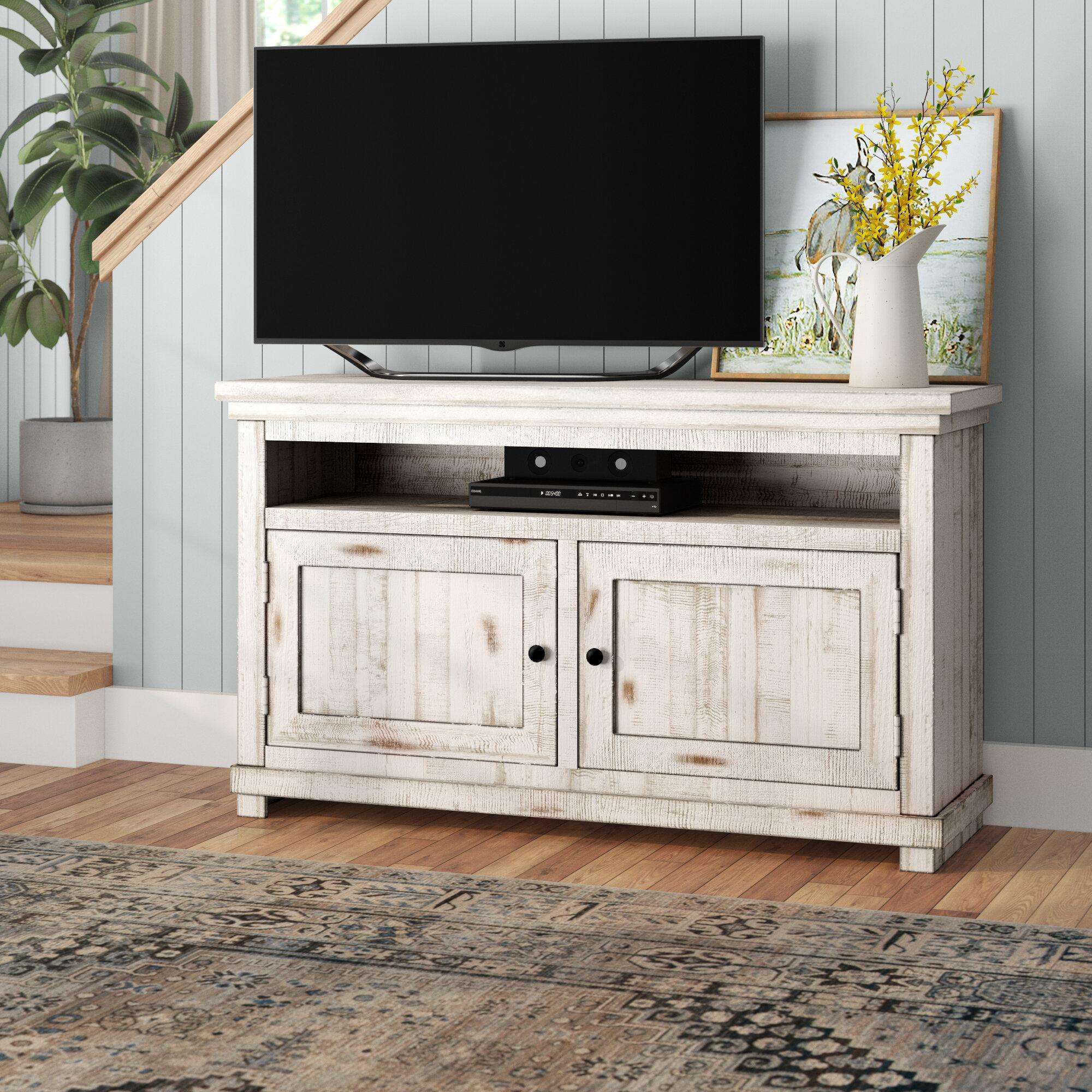 Greyleigh pineland tv stand reviews wayfair
